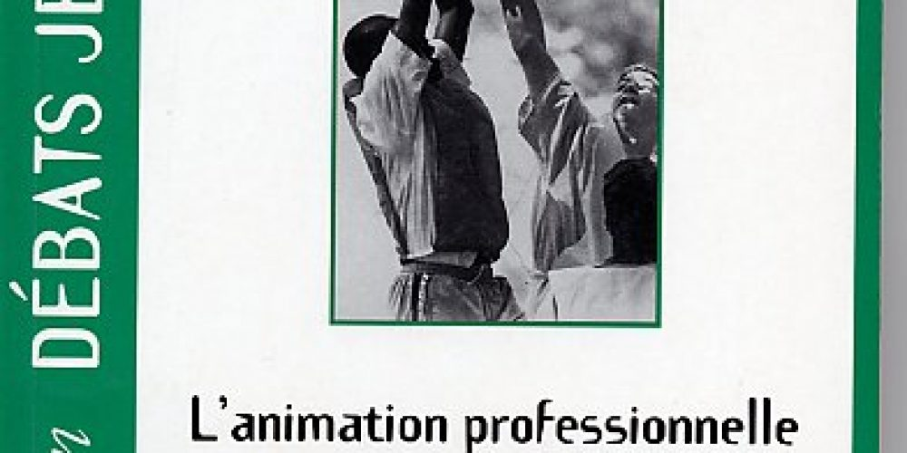 L'animation professionnelle : histoire, acteurs et enjeux