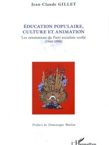 Education populaire, culture et animation