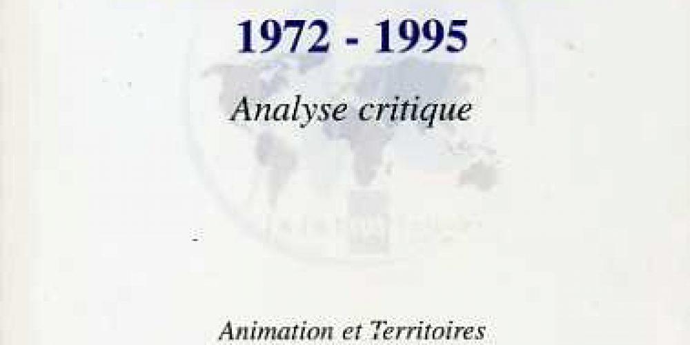 Morceaux choisis sur l'animation 1972 – 1995, analyse critique